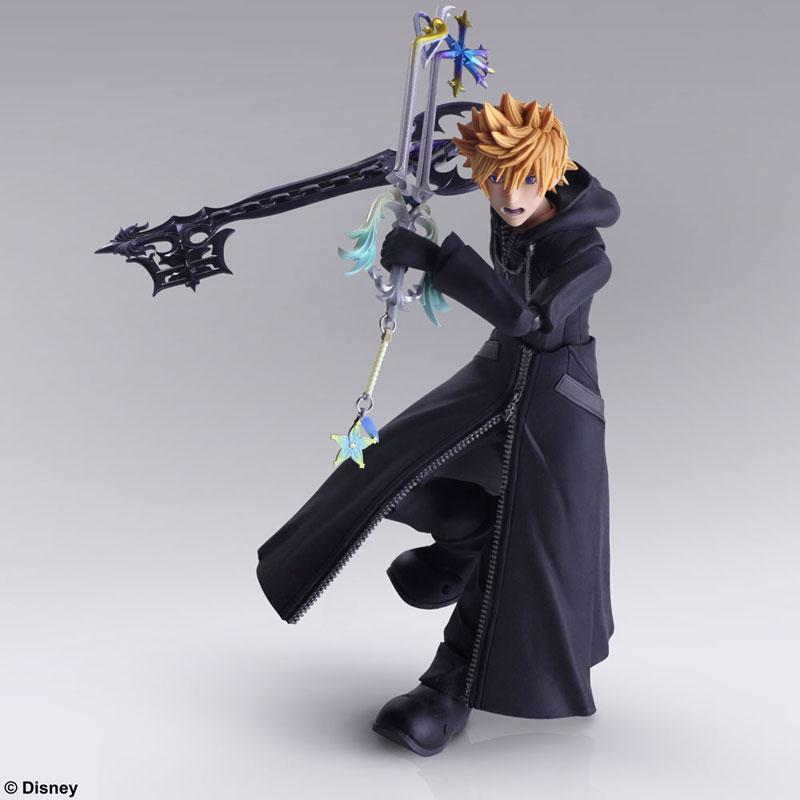 KINGDOM HEARTS III BRING ARTS Roxas Action Figure 2