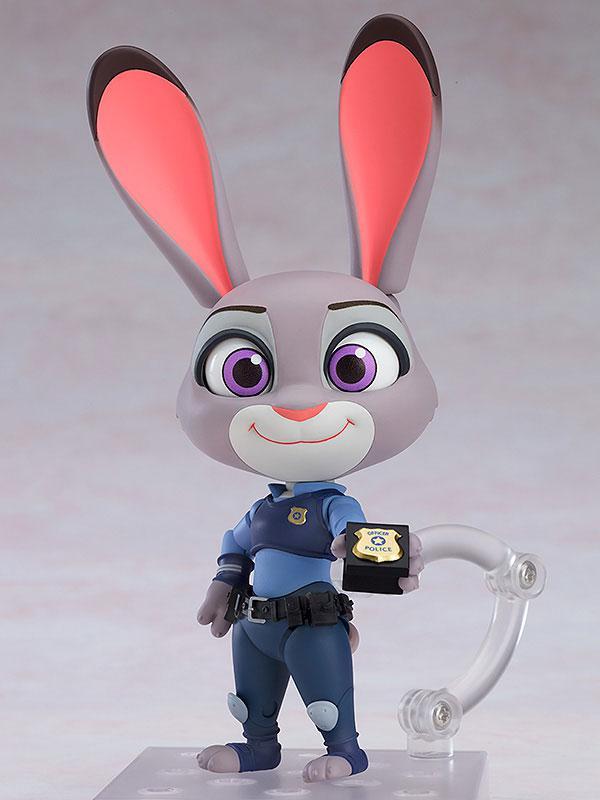 Nendoroid Zootopia Judy Hopps main