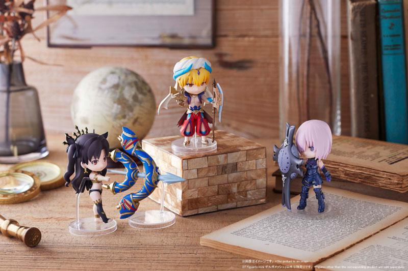 "Figuarts-mini Gilgamesh ""Fate/Grand Order -Absolute Demonic Battlefront: Babylonia-"" 3"
