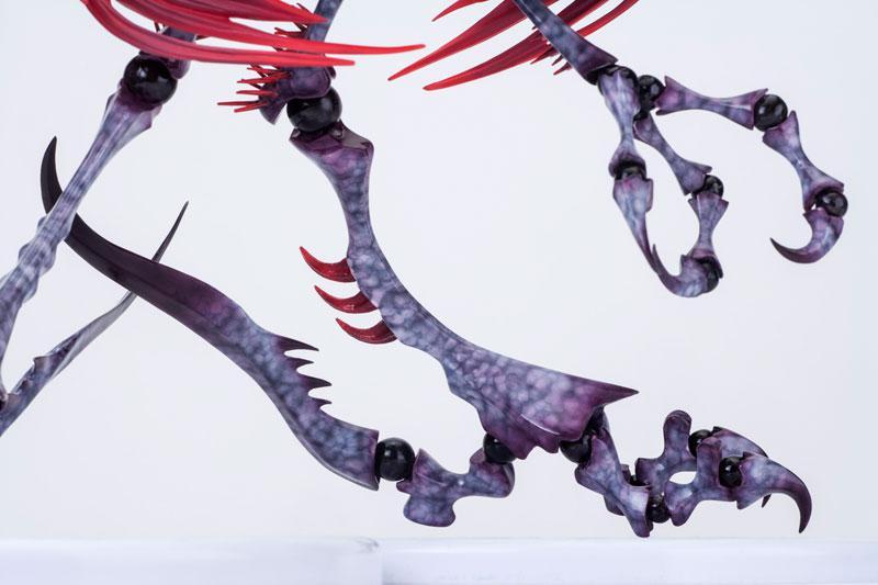 Hdge technical statue No.7 Ca Crab Form Ca Complete Figure