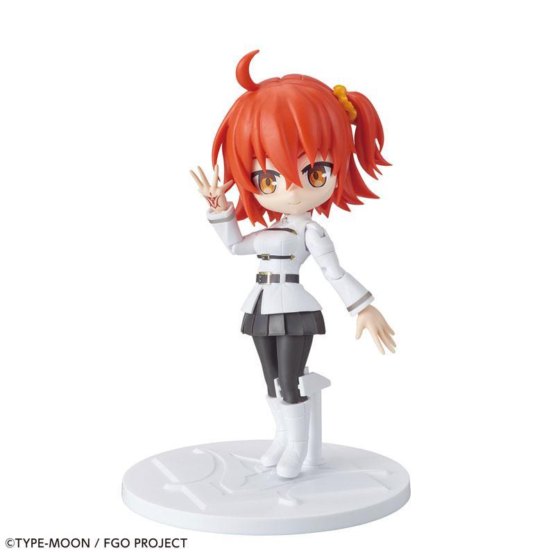 "Puchirittsu Master/Female Protagonist Plastic Model ""Fate/Grand Order"" product"