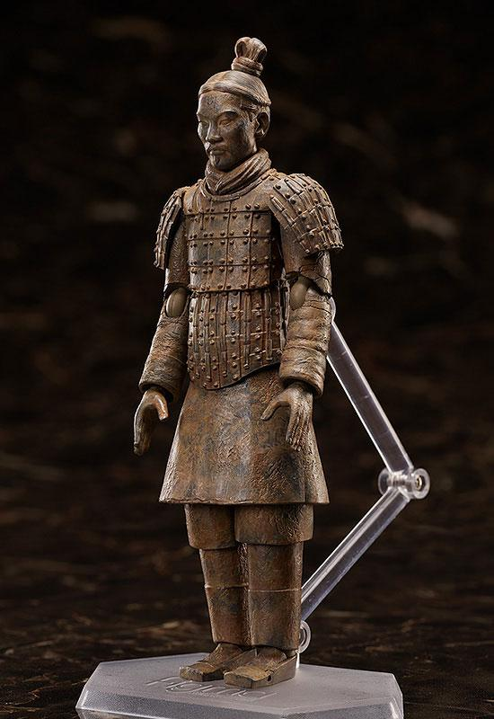 figma The Table Museum -Annex- Terracotta Army product