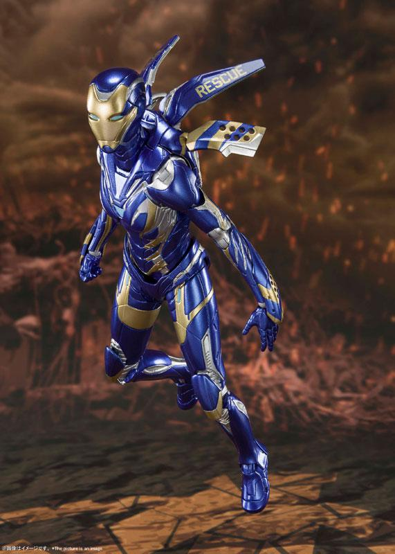 S.H.Figuarts Rescue Armor (Avengers: Endgame) 1