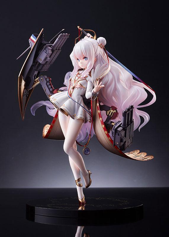 Azur Lane Le Malin 1/7 Complete Figure amiami Pack