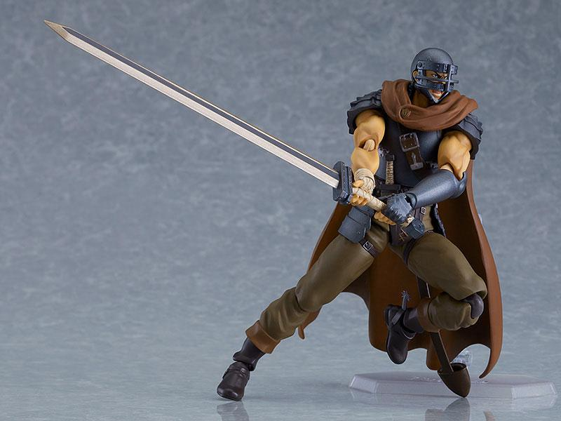"figma Movie ""Berserk: The Golden Age Arc"" Guts Band of the Hawk ver. Repaint Edition"