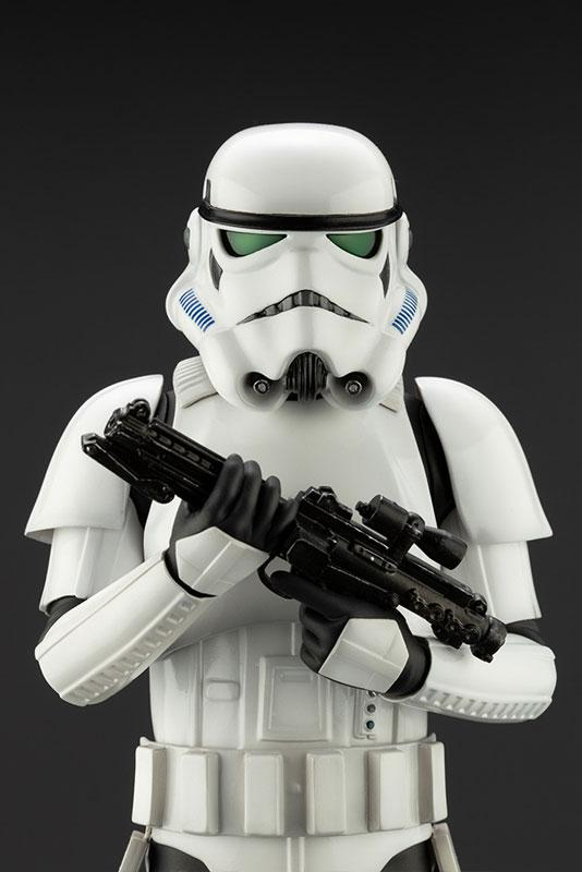 ARTFX Star Wars /A New Hope Stormtrooper A New Hope ver. 1/7 Easy Assembly Kit 8