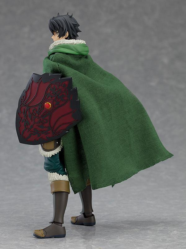 figma The Rising of the Shield Hero Naofumi Iwatani