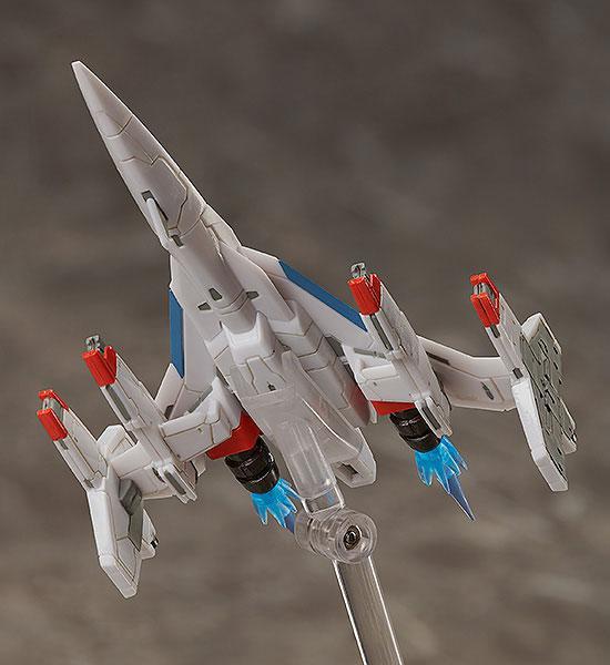 figma Galaxian Galaxip GFX-D001a / Galaga Fighter GFX-D002f 8
