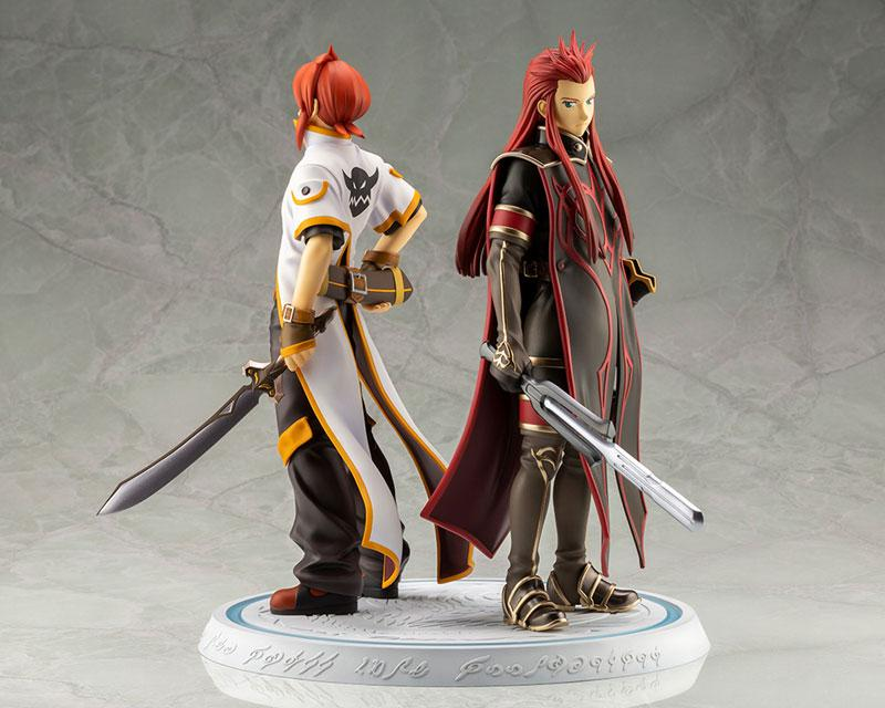 """""""Tales of"""" Series Luke & Ash -meaning of birth- 1/8 Complete Figures product"""