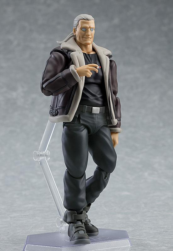 figma Ghost in the Shell STAND ALONE COMPLEX Batou S.A.C. ver. 2