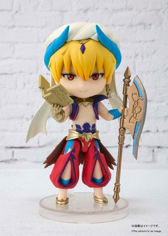 "Figuarts-mini Gilgamesh ""Fate/Grand Order -Absolute Demonic Battlefront: Babylonia-"" 0"