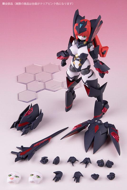 Polynian Rosa Complete Model Action Figure
