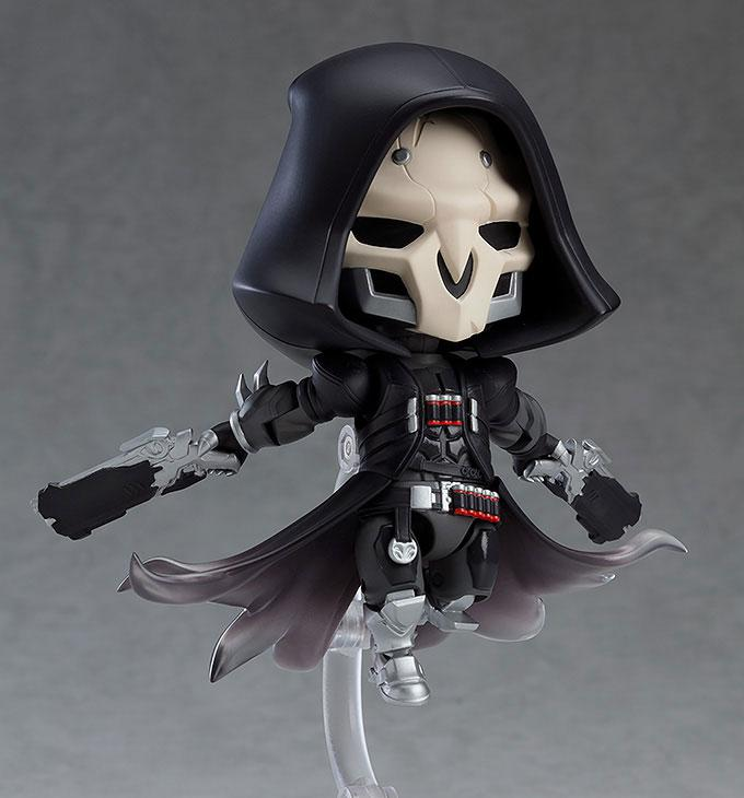 Nendoroid Overwatch Reaper Classic Skin Edition