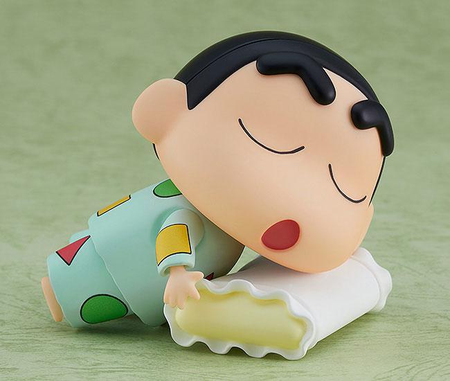 Nendoroid Crayon Shin-chan Shinnosuke Nohara Pajama Ver. & Himawari