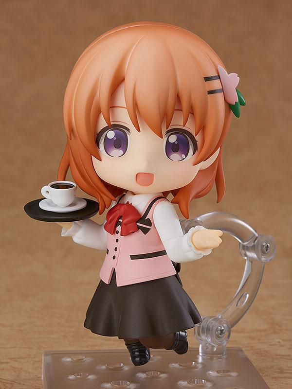 Nendoroid Is the order a rabbit?? Cocoa main
