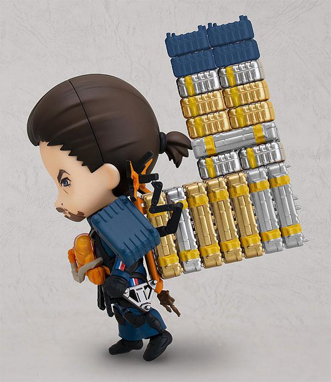 Nendoroid DEATH STRANDING Sam Porter Bridges Great Deliverer Ver. 9