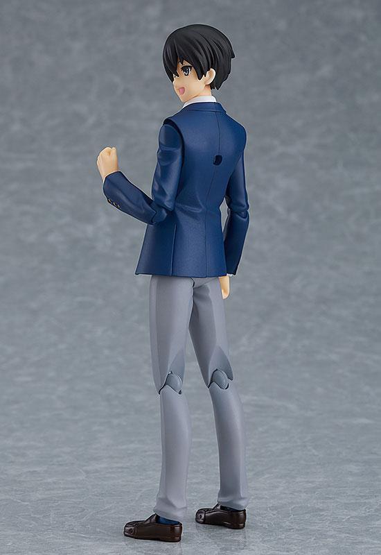 figma Blazer body (Ryo) 1