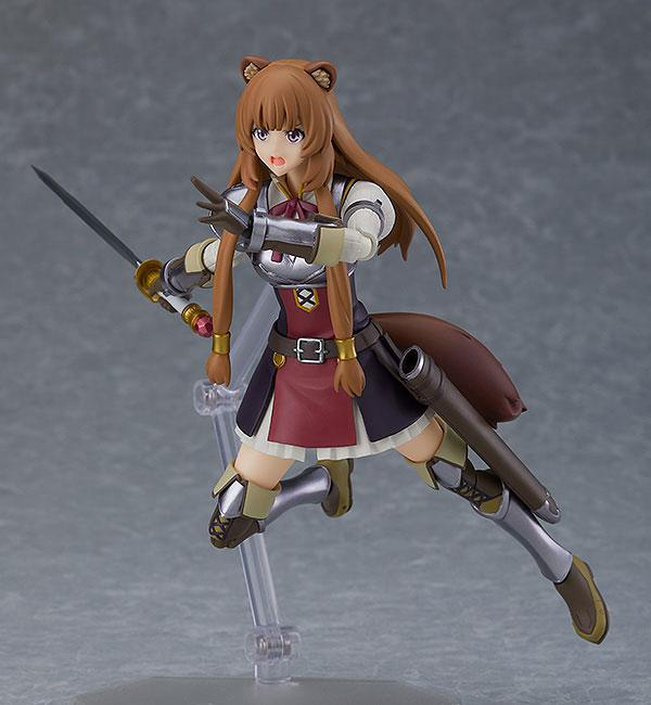 figma The Rising of the Shield Hero Raphtalia 2