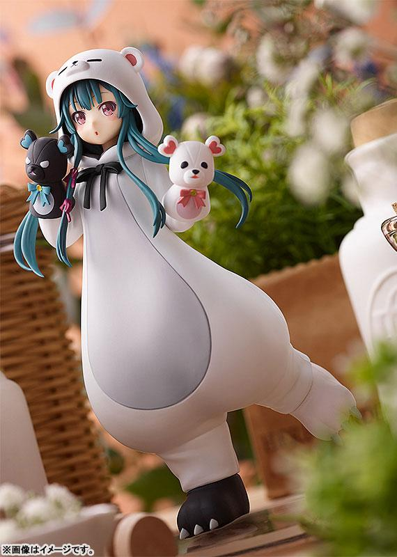 POP UP PARADE Kuma Kuma Kuma Bear Yuna White Bear Ver. Complete Figure product