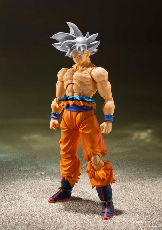 "S.H.Figuarts Son Goku Ultra Instinct ""Dragon Ball Super"" 3"