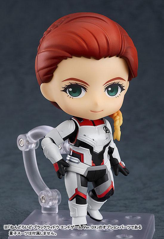 Nendoroid Avengers: Endgame Black Widow Endgame Ver.