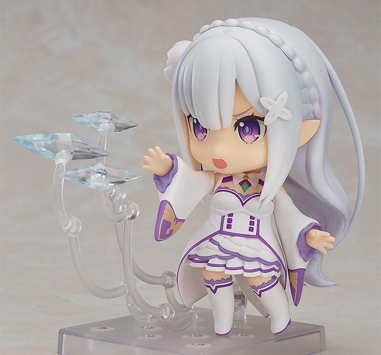 Nendoroid Re:ZERO -Starting Life in Another World- Emilia 1