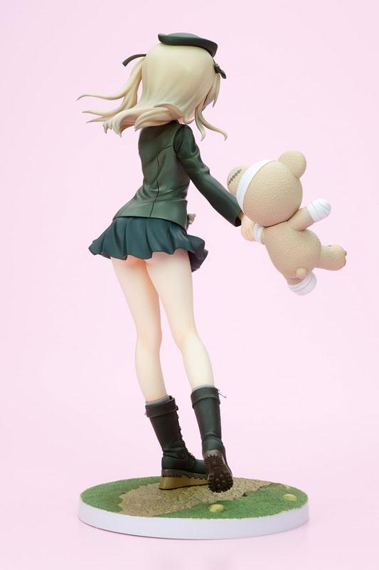 DreamTech Girls und Panzer Alice Shimada [Panzer Jacket Ver.] 1/8 Complete Figure 1