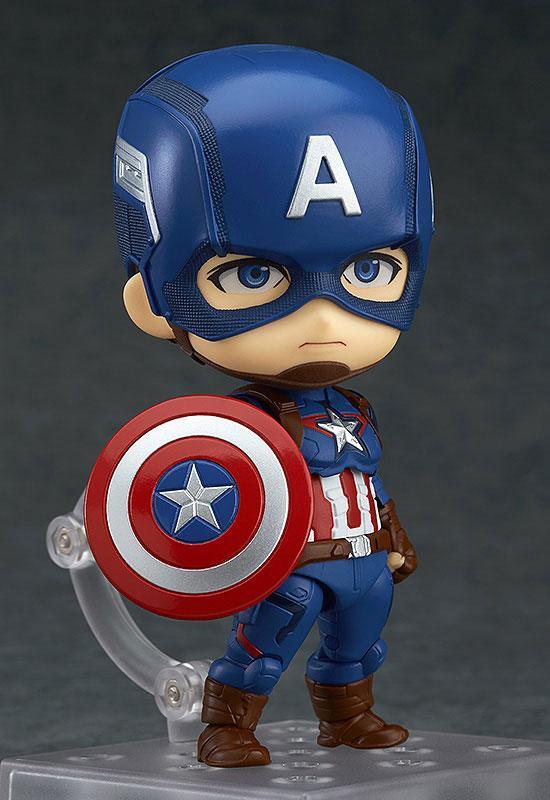 Nendoroid - Avengers: Age of Ultron: Captain America Hero's Edition