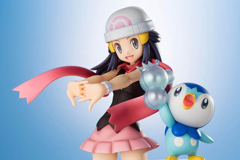 "ARTFX J ""Pokemon"" Series Dawn with Piplup 1/8 Complete Figure"