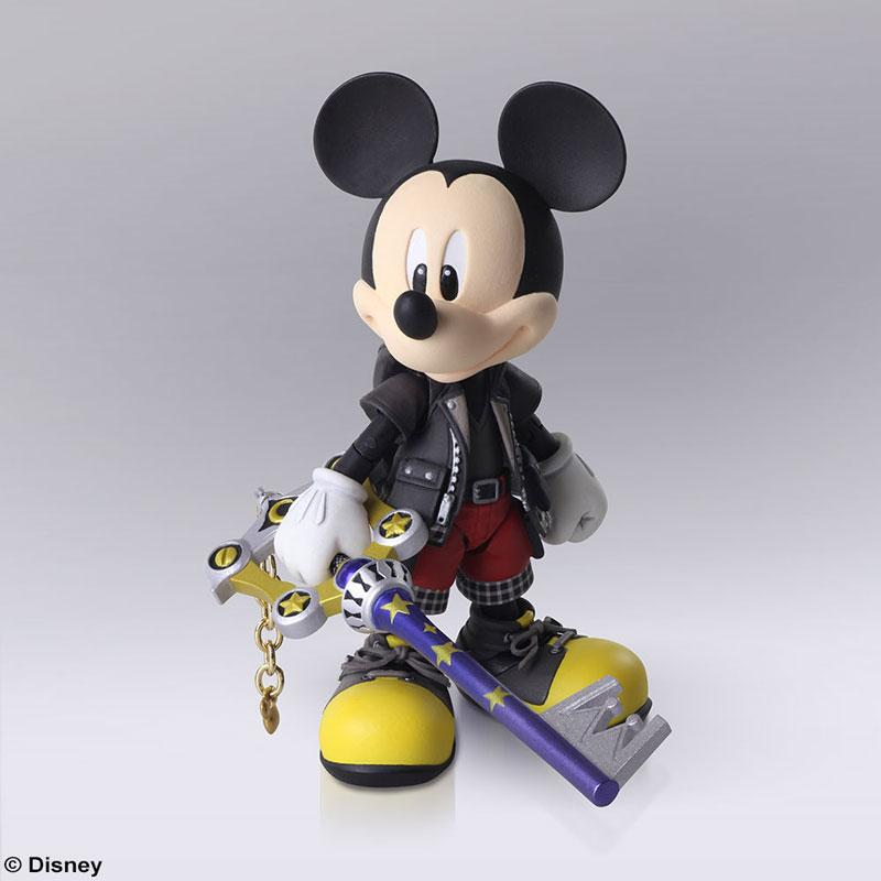 KINGDOM HEARTS III BRING ARTS The King Action Figure product