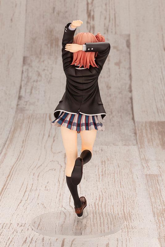 My Teen Romantic Comedy SNAFU. Completion Yui Yuigahama 1/8 Complete Figure 1