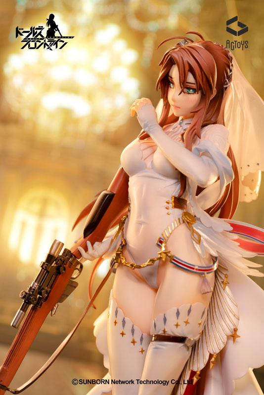 Girls' Frontline Lee-Enfield Lifelong Protector Ver. 1/8 Complete Figure