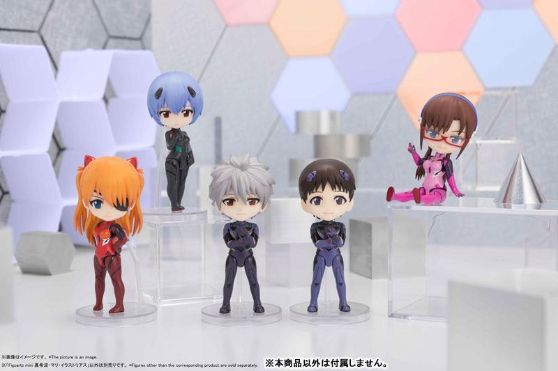 """Figuarts mini Mari Makinami Illustrious """"Evangelion: 3.0+1.0"""" 3"""