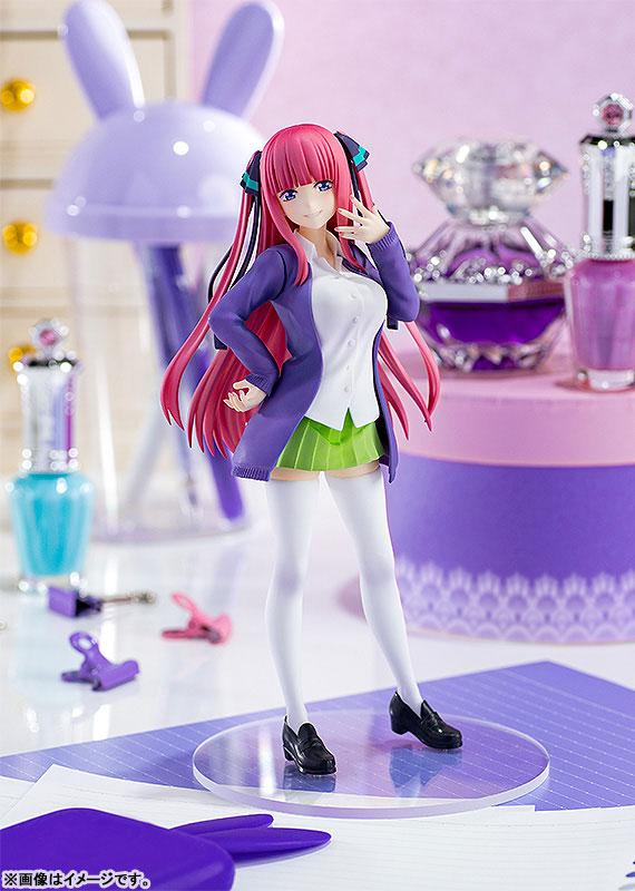 POP UP PARADE The Quintessential Quintuplets SS Nino Nakano Complete Figure