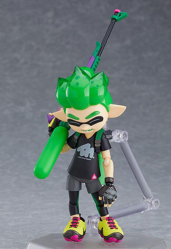 figma Splatoon Boy DX Edition