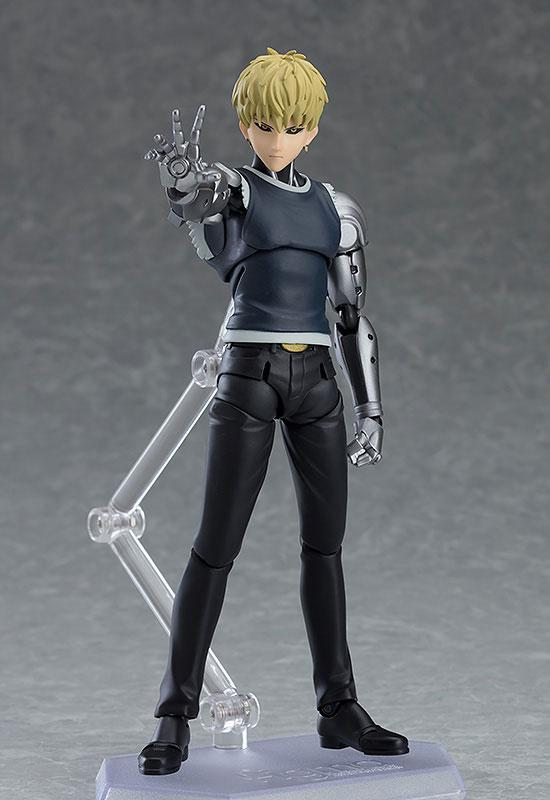 figma One-Punch Man Genos main