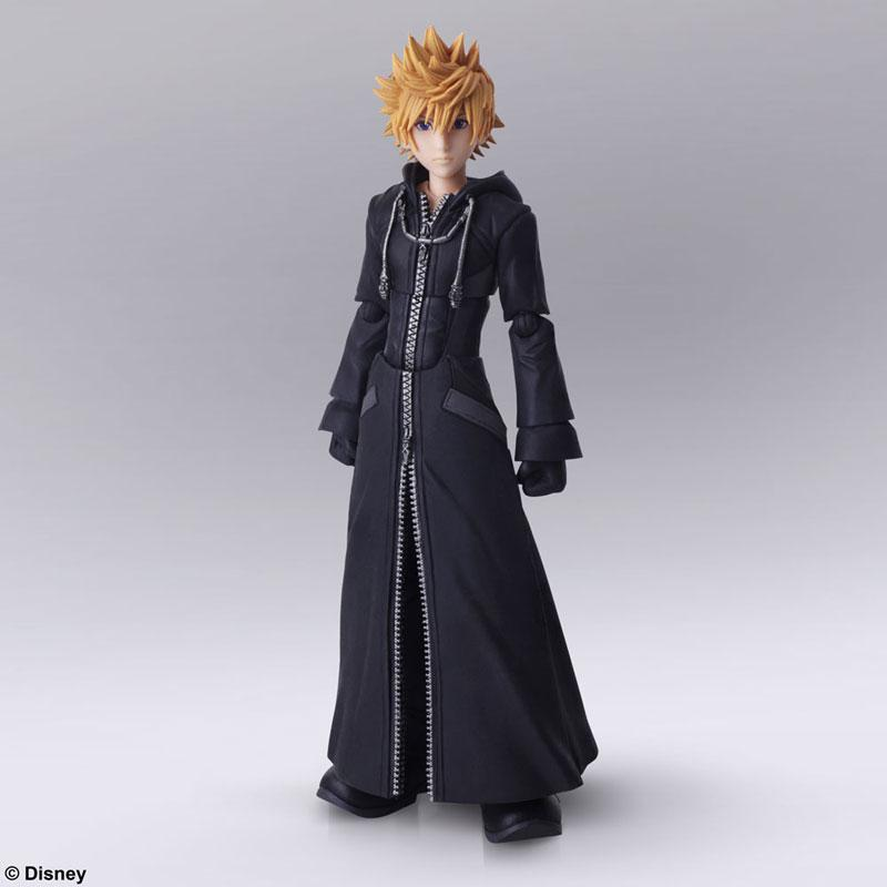 KINGDOM HEARTS III BRING ARTS Roxas Action Figure main