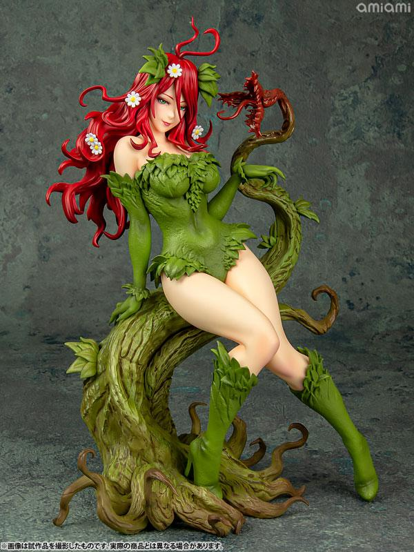 DC COMICS Bishoujo DC UNIVERSE Poison Ivy Returns 1/7 Complete Figure product