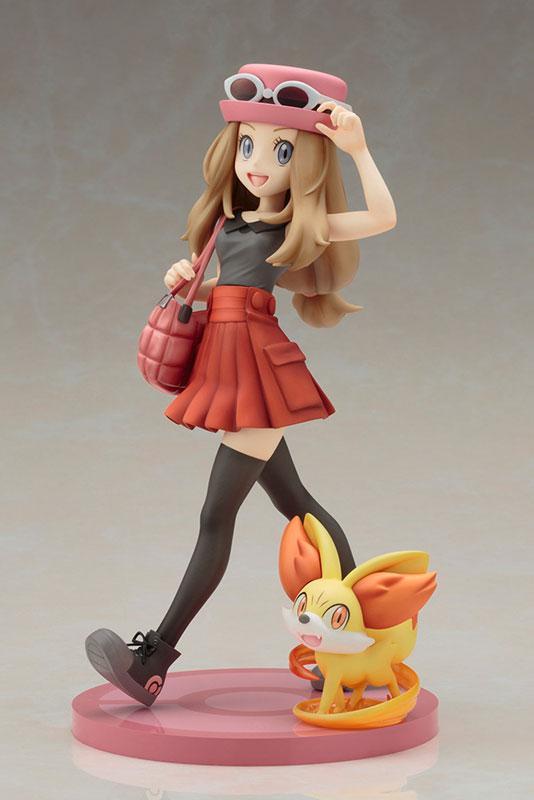"ARTFX J - ""Pokemon"" Series: Serena with Fennekin 1/8 Complete Figure product"