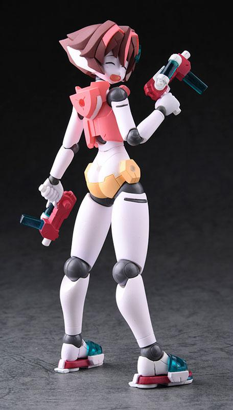 Polynian Rucy Complete Model Action Figure 8