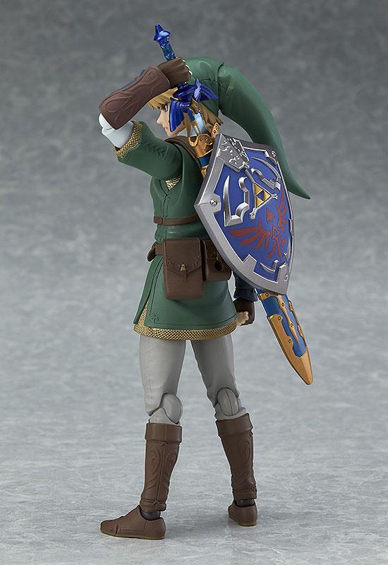 figma The Legend of Zelda: Twilight Princess Link: Twilight Princess ver.