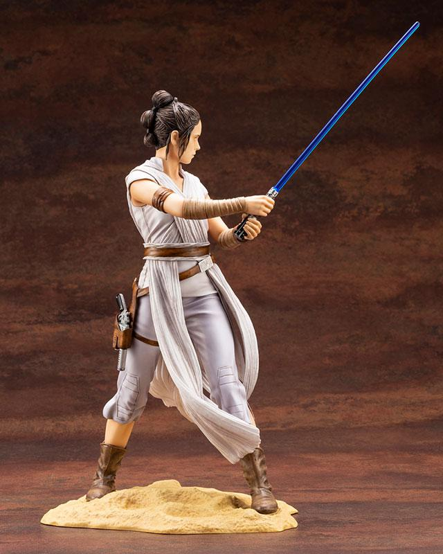 ARTFX Star Wars Rey The Rise of Skywalker Ver. 1/7 Easy Assembly Kit 4