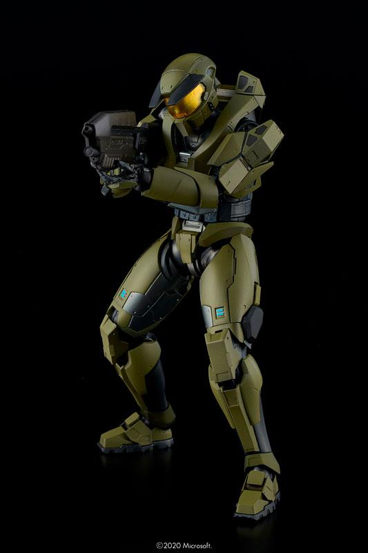 Halo 1/12 RE:EDIT Master Chief MJOLNIR Mark V Action Figure 3