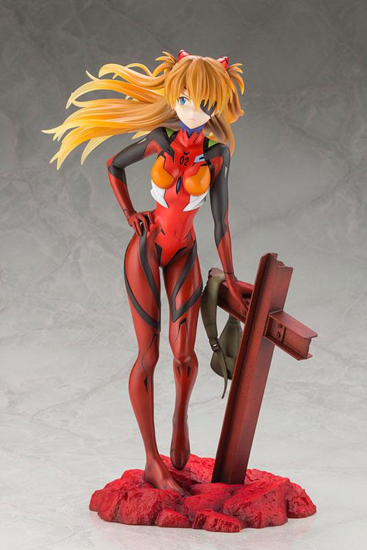 Rebuild of Evangelion Asuka Langley Shikinami 1/6 Complete Figure 0