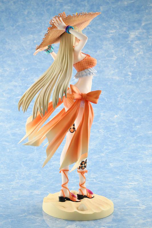 Senjou no Valkyria 4 Rayleigh Miller 1/7 Complete Figure