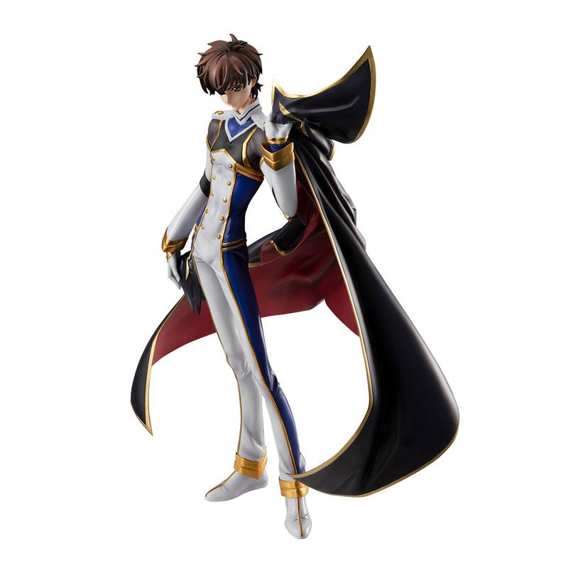 G.E.M. Series Code Geass Re;surrection Suzaku Kururugi Pilot Ver. Complete Figure