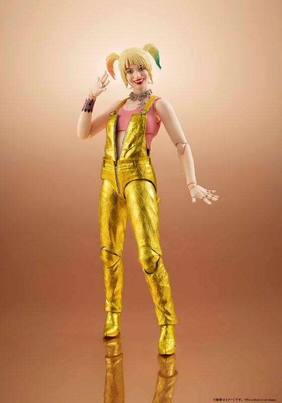 """S.H.Figuarts Harley Quinn (BIRDS OF PREY) """"Birds of Prey (and the Fantabulous Emancipation of One Harley Quinn) """" 1"""