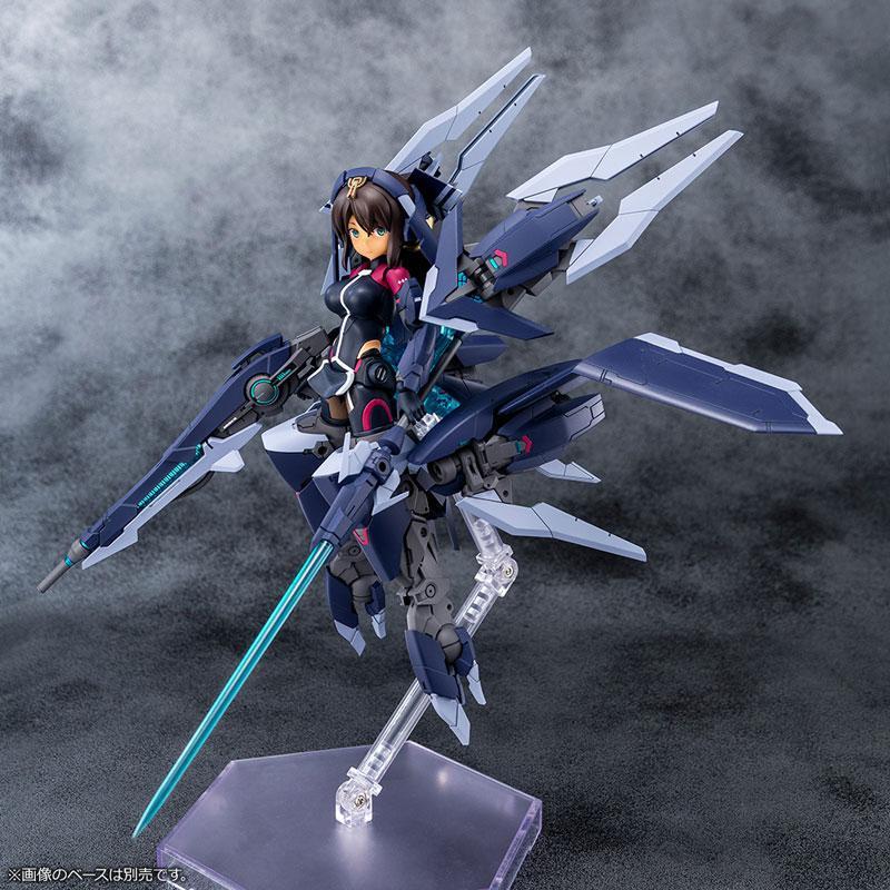 [Bonus] Megami Device x Alice Gear Aegis Shitara Kaneshiya [Tenki] Ver. Karva Chauth Plastic Model main