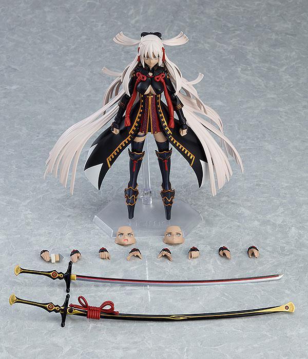figma Fate/Grand Order Alter Ego/Souji Okita [Alter]