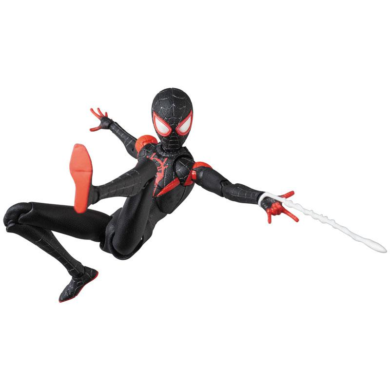 "MAFEX No.107 MAFEX SPIDER-MAN (Miles Morales) (""SPIDER-MAN: INTO THE SPIDER-VERSE"" Ver.) 9"